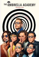The Umbrella Academy (Netflix) DVD Cover