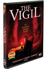The Vigil DVD Cover