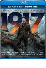 1917 DVD Cover