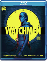 Watchmen: An HBO Limited Series DVD Cover