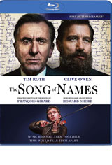 The Song of Names DVD Cover