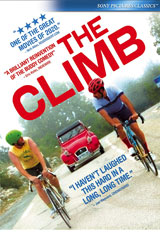 The Climb DVD Cover
