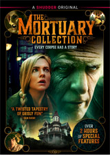 The Mortuary Collection DVD Cover