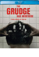 The Grudge DVD Cover