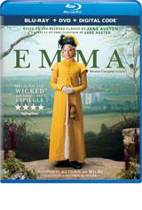 Emma. DVD Cover