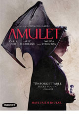 Amulet DVD Cover