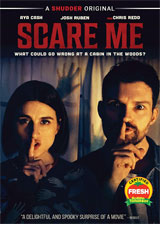 Scare Me DVD Cover