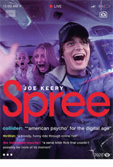 Spree DVD Cover