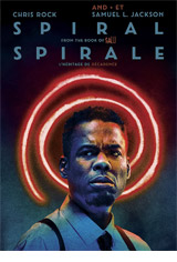 Spiral: From the Book of Saw DVD Cover