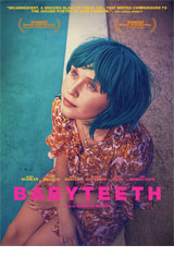 Babyteeth DVD Cover
