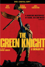 The Green Knight DVD Cover