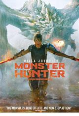 Monster Hunter DVD Cover