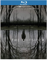 The Outsider (HBO) DVD Cover