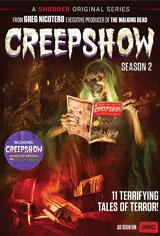 Creepshow: Season 1 DVD Cover