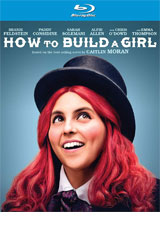 How to Build a Girl DVD Cover