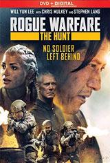 Rogue Warfare: The Hunt DVD Cover