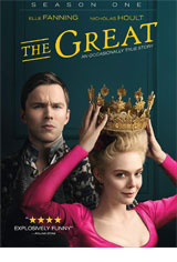 The Great DVD Cover
