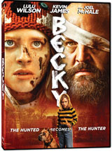 Becky DVD Cover