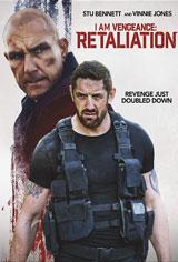 I Am Vengeance: Retaliation DVD Cover