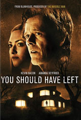 You Should Have Left DVD Cover