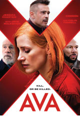 Ava DVD Cover