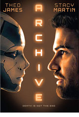 Archive DVD Cover