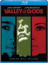 Valley of the Gods DVD Cover