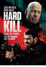 Hard Kill DVD Cover