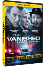 The Vanished DVD Cover