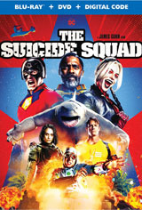 The Suicide Squad DVD Cover