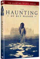 The Haunting of Bly Manor (Netflix) DVD Cover