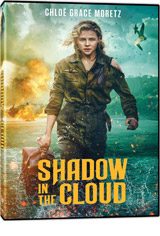 Shadow in the Cloud DVD Cover