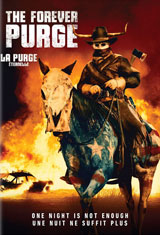 The Forever Purge DVD Cover