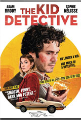 The Kid Detective DVD Cover