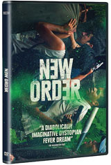 New Order DVD Cover