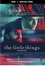 The Little Things DVD Cover