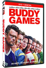 Buddy Games DVD Cover