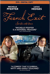 French Exit DVD Cover