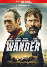 Wander DVD Cover