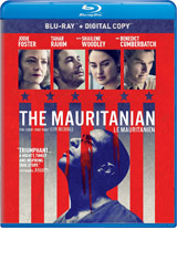 The Mauritanian DVD Cover
