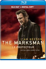 The Marksman DVD Cover