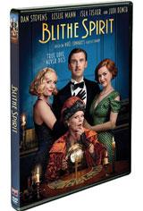 Blithe Spirit DVD Cover