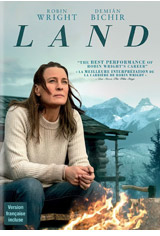 Land DVD Cover