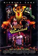 Willy's Wonderland DVD Cover