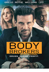 Body Brokers DVD Cover