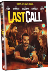 Last Call DVD Cover