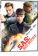 SAS: Red Notice DVD Cover