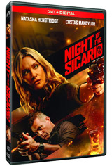 Night of the Sicario DVD Cover
