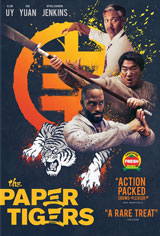 The Paper Tigers DVD Cover