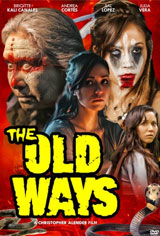 The Old Ways DVD Cover